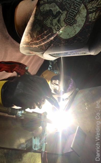 Aws 704 Series: Welding Capabilities